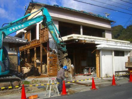 3世帯住宅を1世帯住宅に減築【やねきハウスのリフォーム】(リフォーム後)