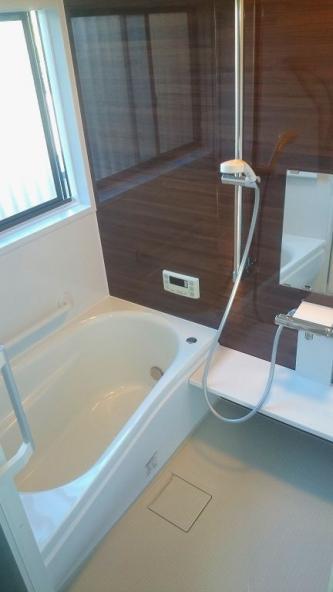 タイル浴室からシステムバスへ TOTO サザナ【やねきハウスのリフォーム】(リフォーム後)