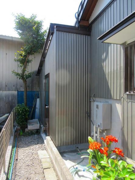 小屋改修に伴う減築【やねきハウスのリフォーム】(リフォーム後)