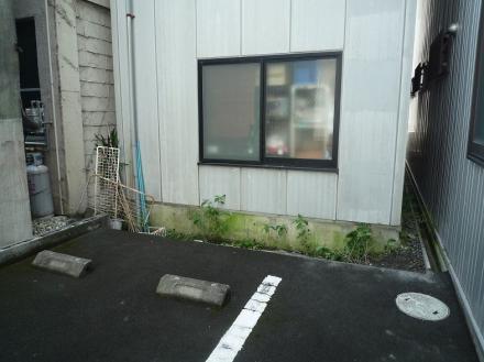 ブロック塀解体工事 静岡市補助金対象【やねきハウスのリフォーム】(リフォーム後)