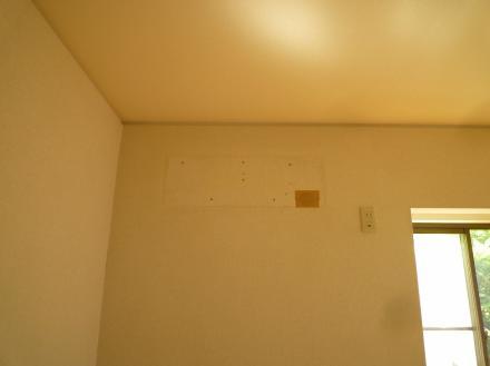 エアコン取付・交換工事(こちらは工事数が多すぎる為施工例は代表的な物のみ)【やねきハウスのリフォーム】(リフォーム前)
