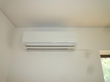 エアコン取付・交換工事(こちらは工事数が多すぎる為施工例は代表的な物のみ)【やねきハウスのリフォーム】(リフォーム後)