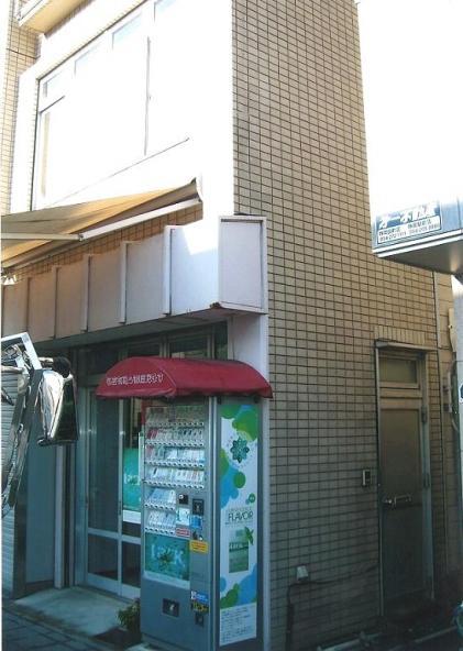 店舗シャッター及び外部塗装【やねきハウスのリフォーム】(リフォーム前)