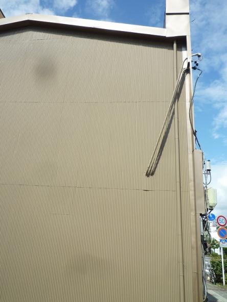 外壁トタン張替替え工事【やねきハウスのリフォーム】(リフォーム後)