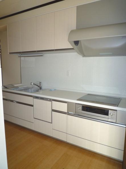 システムキッチン YAMAHA 10秋ベリーシリーズ【やねきハウスのリフォーム】(リフォーム後)