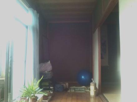 デッドスペースに納戸を増築【やねきハウスのリフォーム】(リフォーム前)