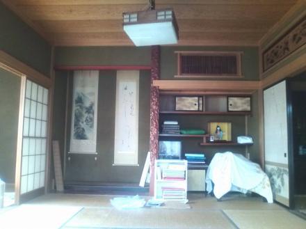 畳表替え【やねきハウスのリフォーム】(リフォーム前)