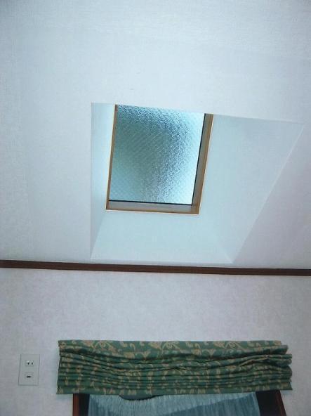 天窓・トップライト取付【やねきハウスのリフォーム】(リフォーム後)