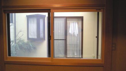 内窓取付【やねきハウスのリフォーム】(リフォーム後)