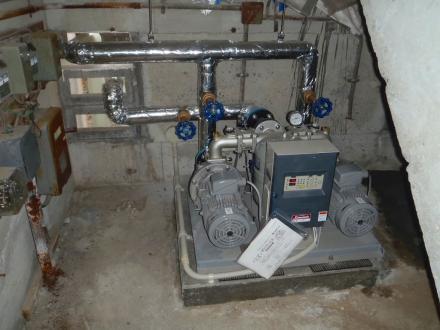 給水管交換【やねきハウスのリフォーム】(リフォーム後)