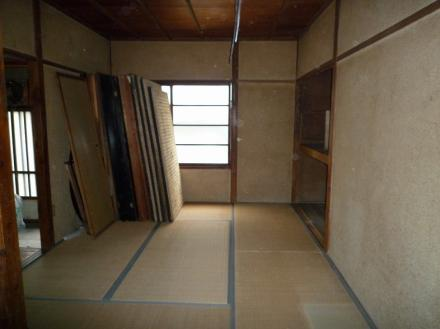 耐力壁設置工事【やねきハウスのリフォーム】(リフォーム前)