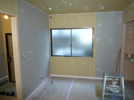 耐力壁設置工事【やねきハウスのリフォーム】(リフォーム後)