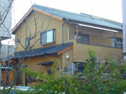 太陽光発電システム設置 三菱4.14kw【やねきハウスのリフォーム】(リフォーム前)