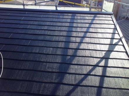 カラーベスト屋根塗替え【やねきハウスのリフォーム】(リフォーム後)